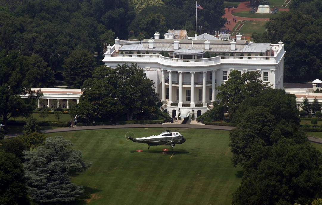 Американский Белый дом оценили в $110 млн