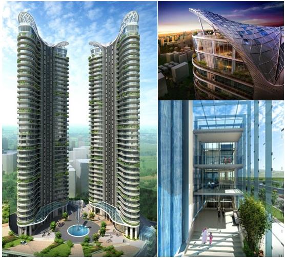 В Мумбае строятся апартаменты с бассейном на балконе_2
