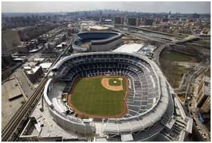 Yankee Stadium, Bronx, New York