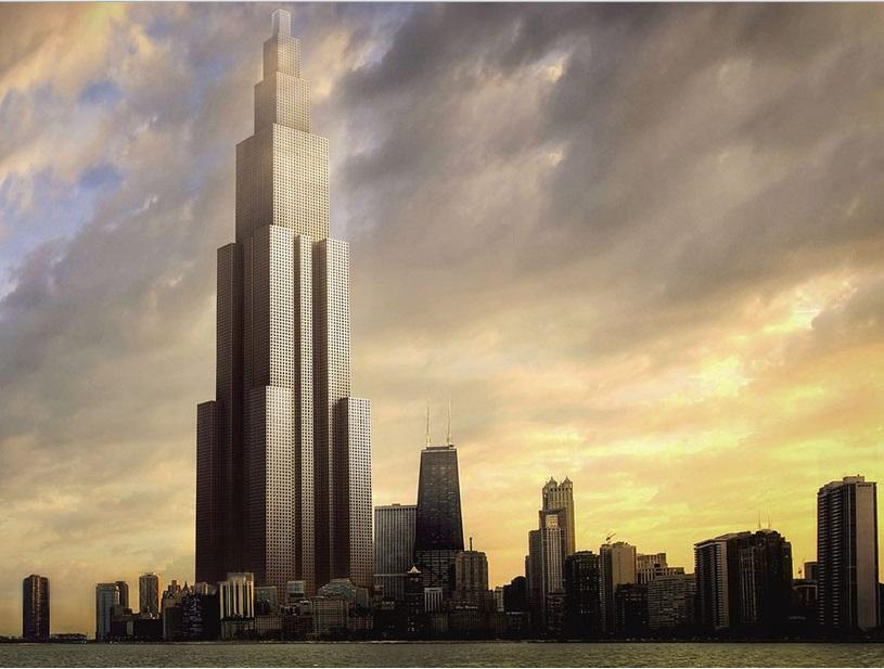 башня Sky City будет построена всего за 90 дней