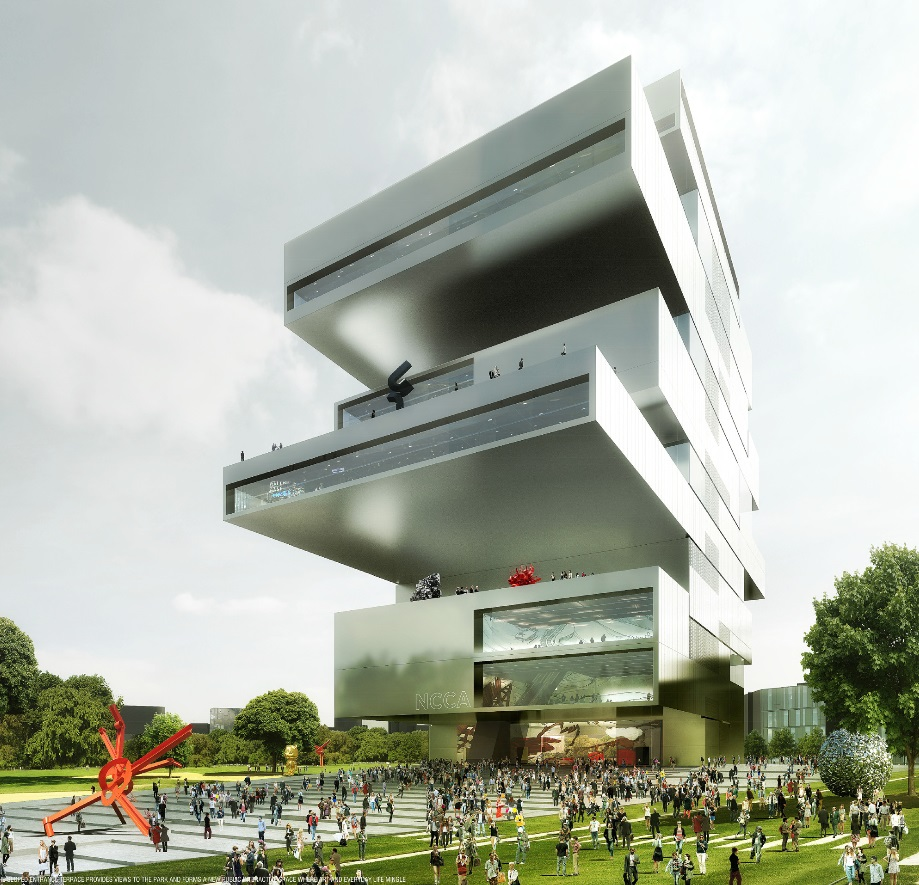 Heneghan Peng Architects Selected to Design Contemporary Arts Center in Moscow_2