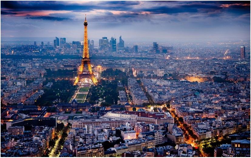 Париж: индекс 0,927