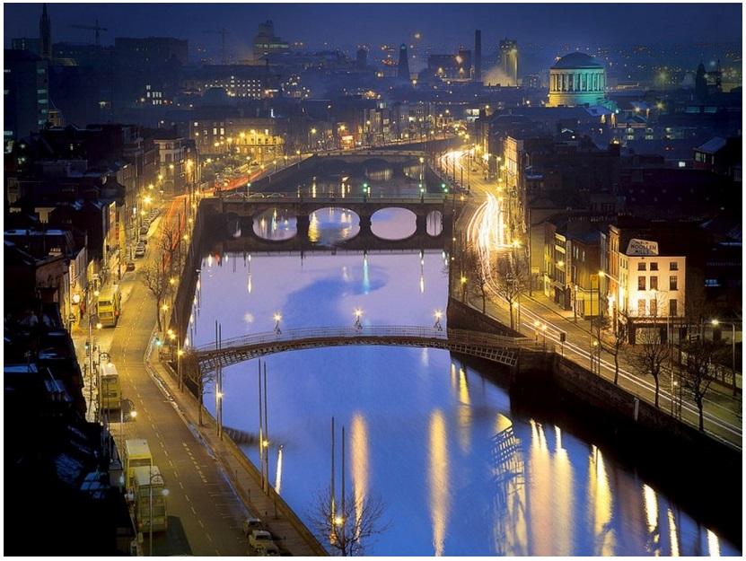 Дублин: индекс 0,929