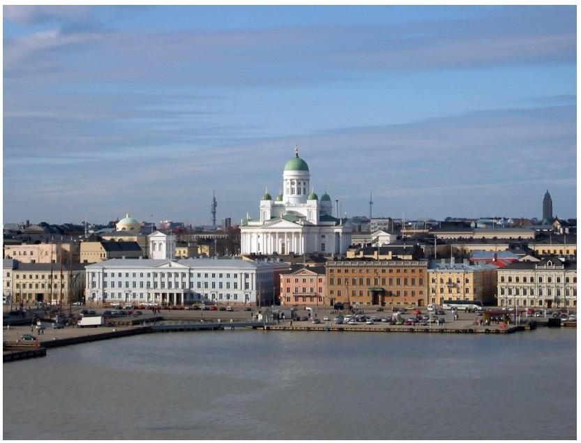 Хельсинки: индекс 0,933