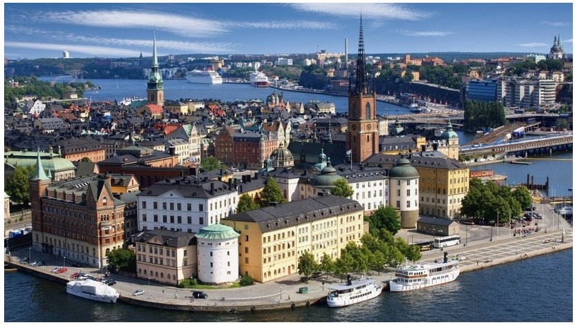 Стокгольм: индекс 0,934