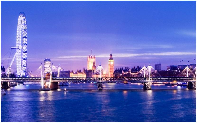 Лондон: индекс 0,934