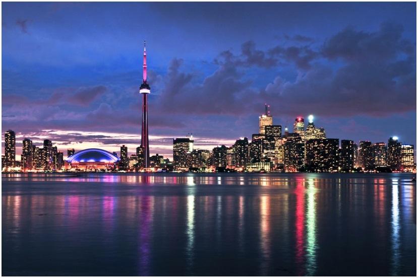Торонто: индекс 0,934