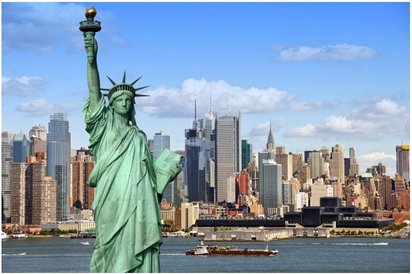 Нью-Йорк: индекс 0,934