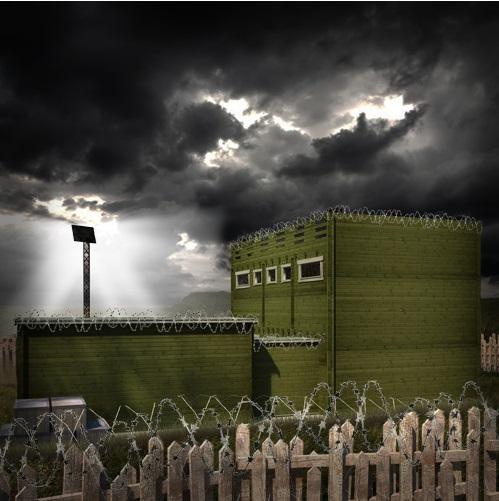 Дом с защитой от зомби_2