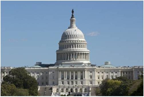 Капитолийский холм выставлен на продажу за $16,7 трлн