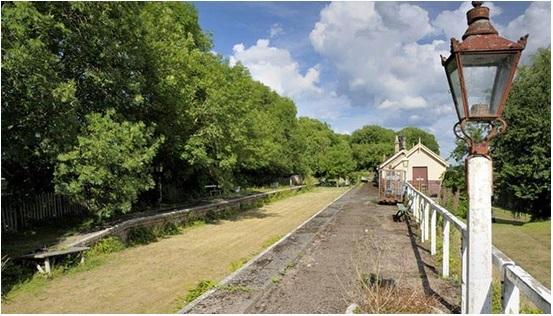 Купи дом и получи железнодорожную станцию бесплатно