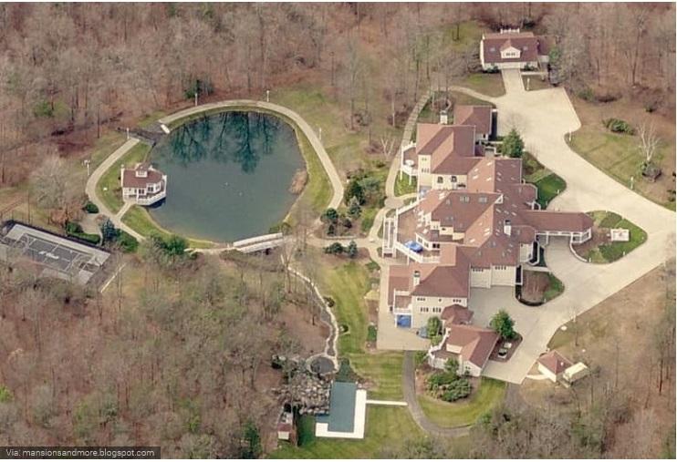 50 Cent- Connecticut Mansion