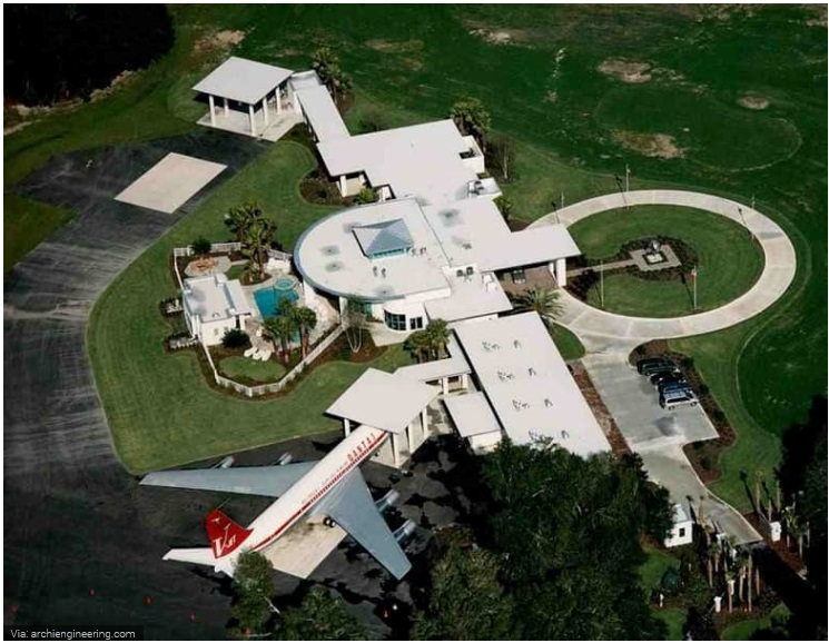 Fly-In Florida Home