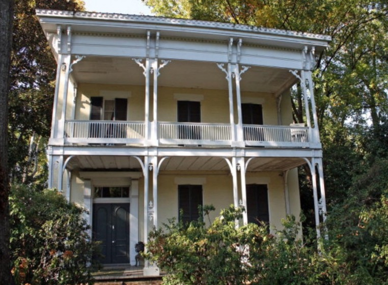 Американские дома с привидениями, выставленные на продажу_4
