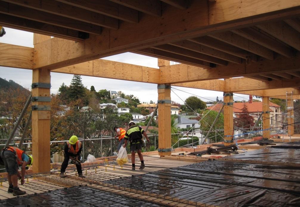 Будущее экологичного строительства за деревянными небоскребами