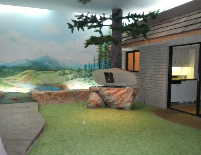 В Лас-Вегасе продается подземный дом
