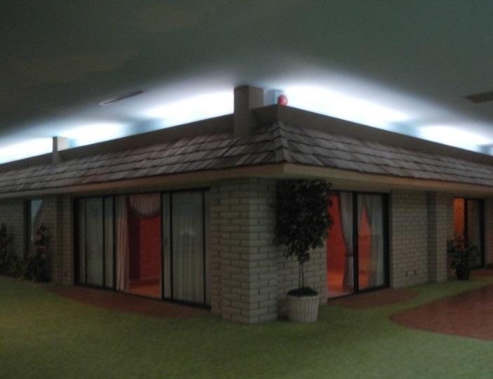 В Лас-Вегасе продается подземный дом_2