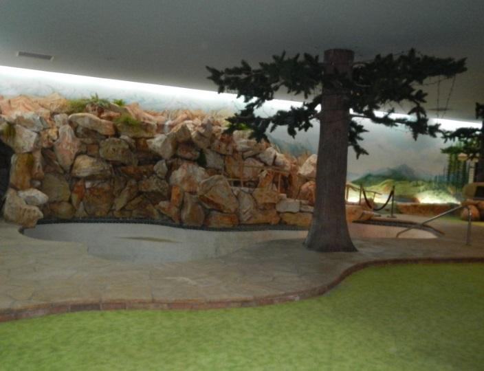 В Лас-Вегасе продается подземный дом_3