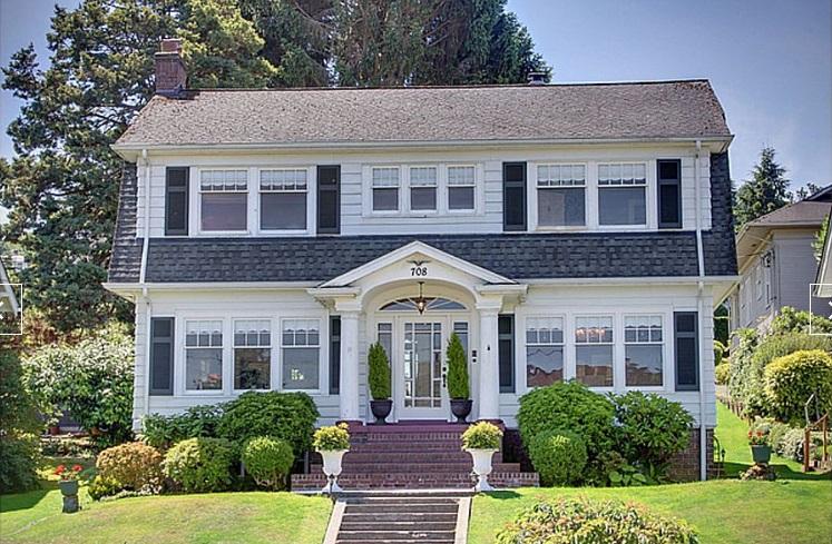 Дом из сериала «Твин Пикс» продается за $550 000