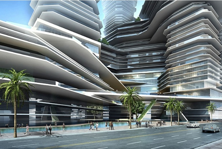 Китайская одержимость «вертикальными городами»_4