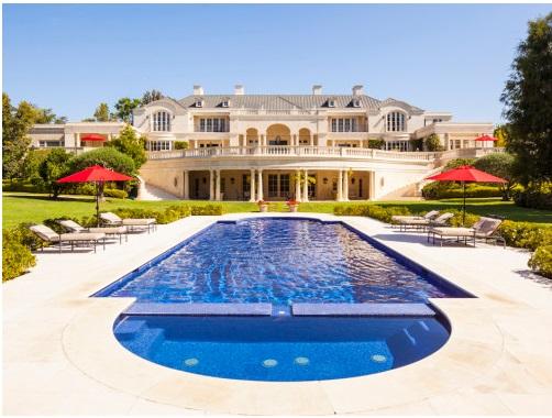 Легендарный дом Уолта Диснея продается за $74 млн