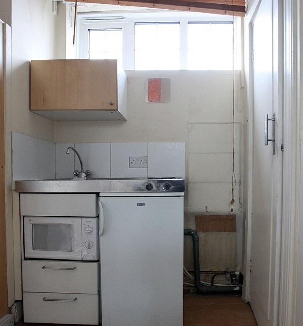 Самая миниатюрная квартира Лондона продается за £90 000