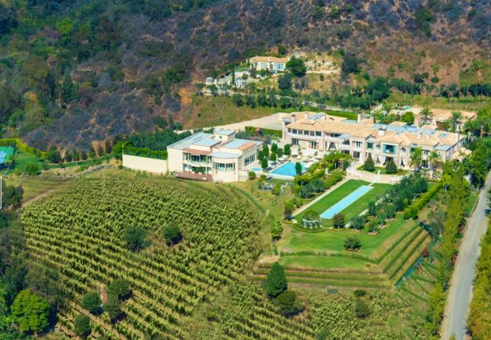 Самый дорогой дом в США выставлен на продажу за $195 млн