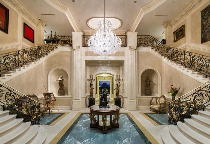 Самый дорогой дом в США выставлен на продажу за $195 млн_4