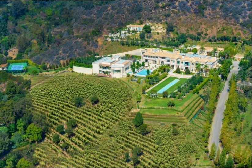Jeff Greene's Estate