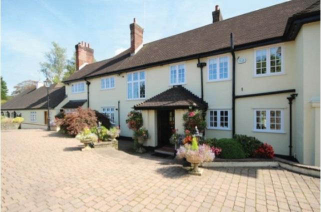 Дом с могилой Короля Артура продается за 1,2 млн фунтов стерлингов