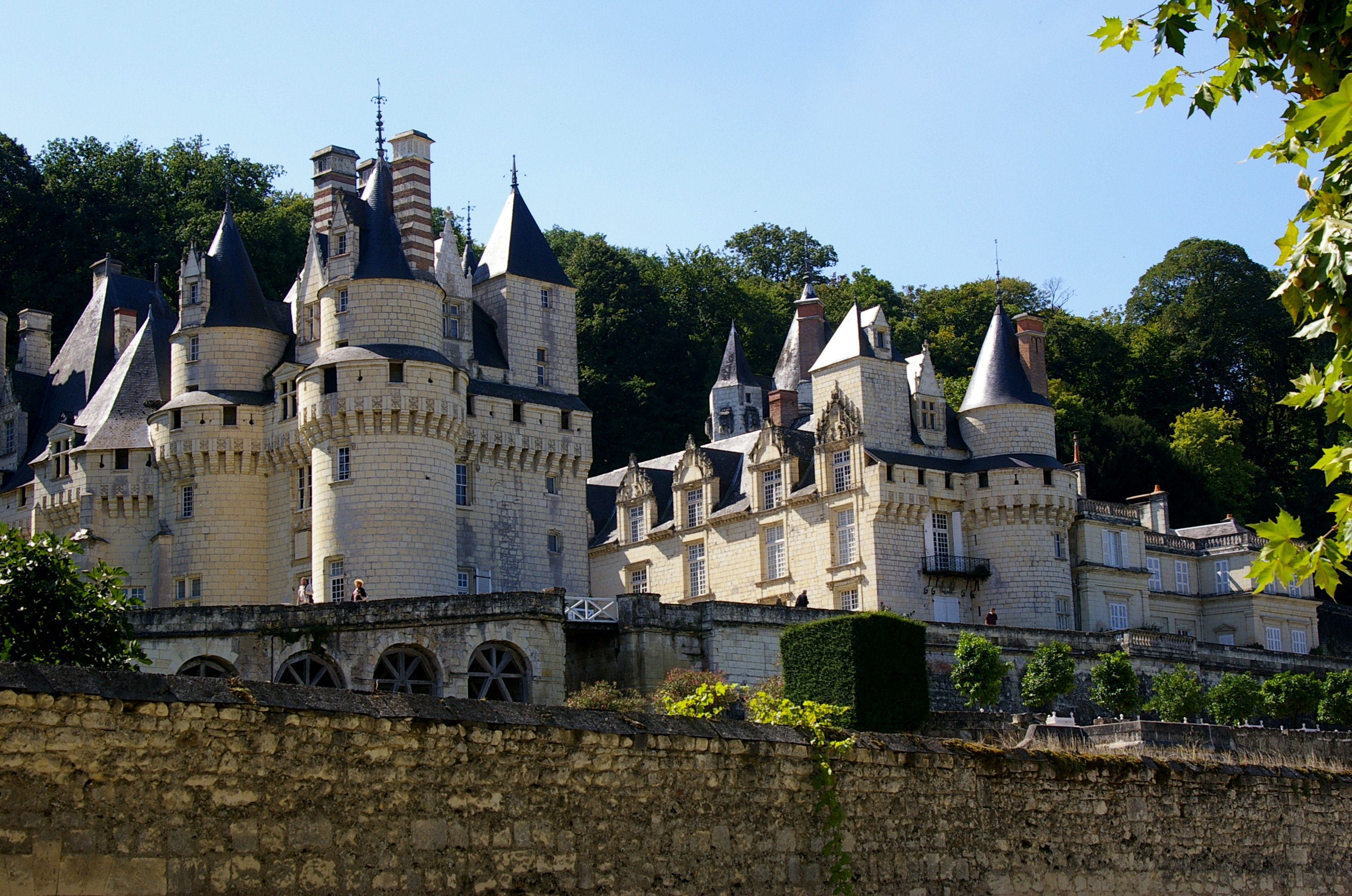 Chateau d'Usse, Loire Valley