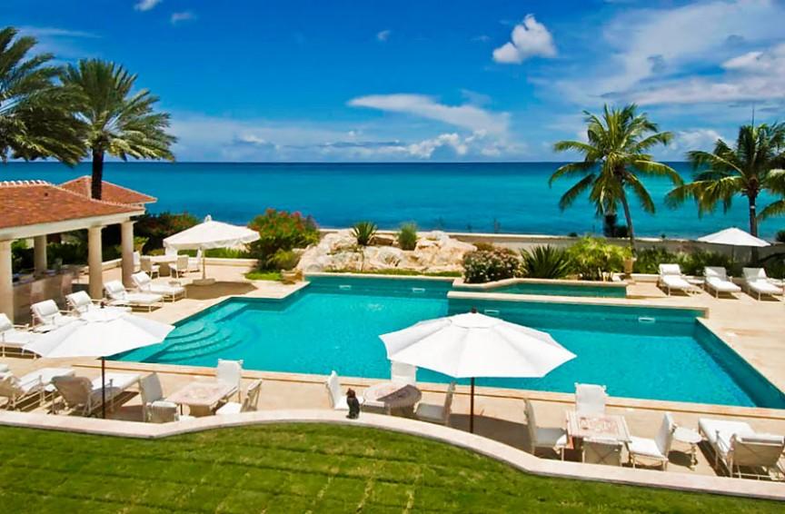 Le Chateau des Palmiers, Plum Bay Beach, St. Maarten
