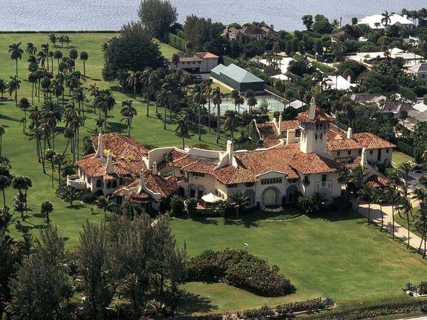 Mar-a-lago Estate, Palm Beach, Florida