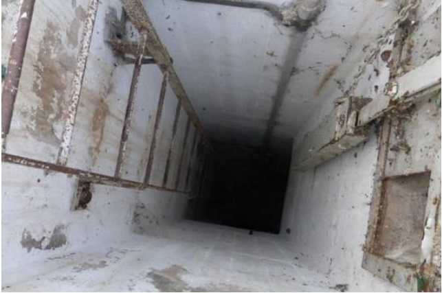 Nuclear bunker on sale for £75k
