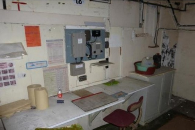 Nuclear bunker on sale_2