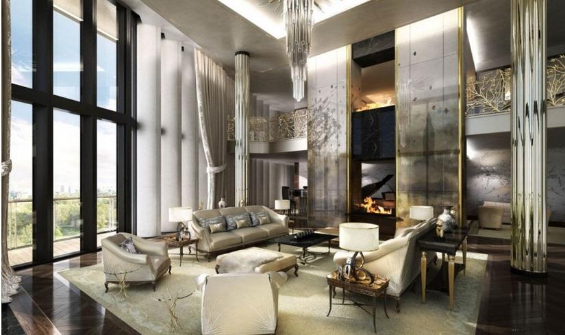 One Hyde Park Penthouse