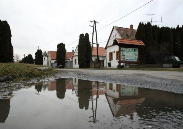 Hungarian village_2