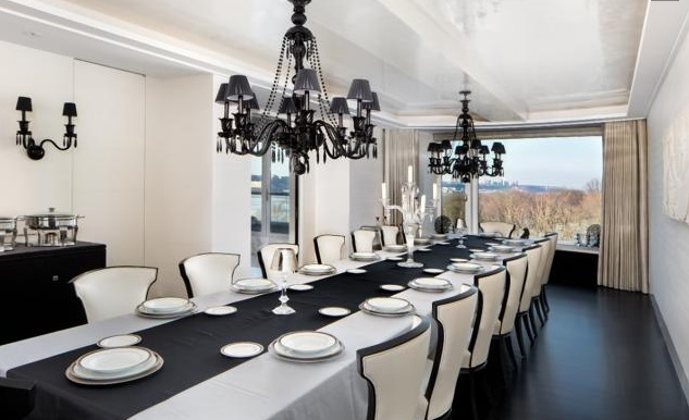 Saudi prince lists Manhattan apartment with bullet-proof panic rooms and aquarium for $48.5M_2
