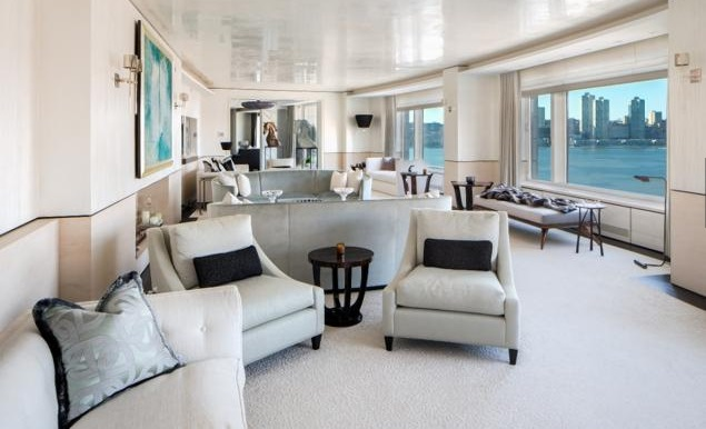 Saudi prince lists Manhattan apartment with bullet-proof panic rooms and aquarium for $48.5M_3