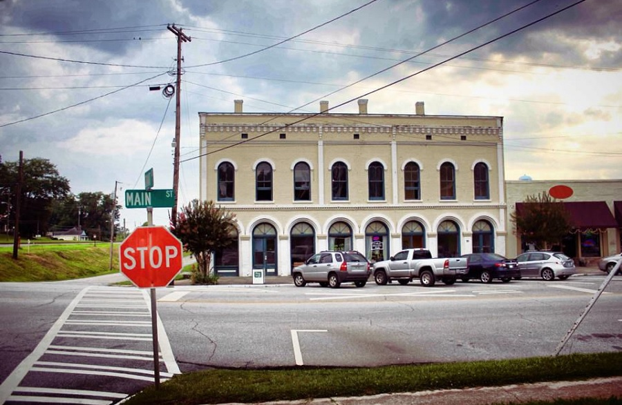 A Town with a Starring Role in The Walking Dead