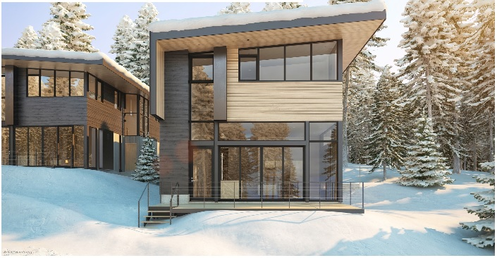 Apple Store Architects Design Lake Tahoe Homes