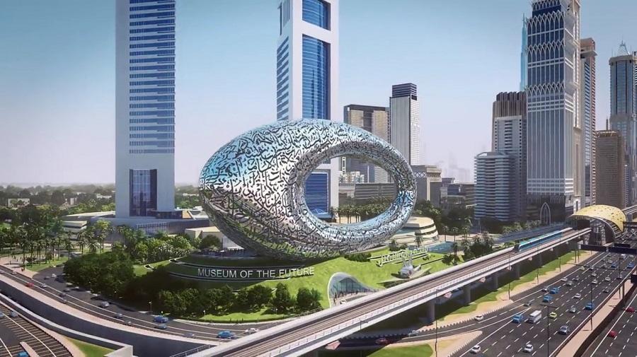 Dubai's $136M Museum of the Future_2