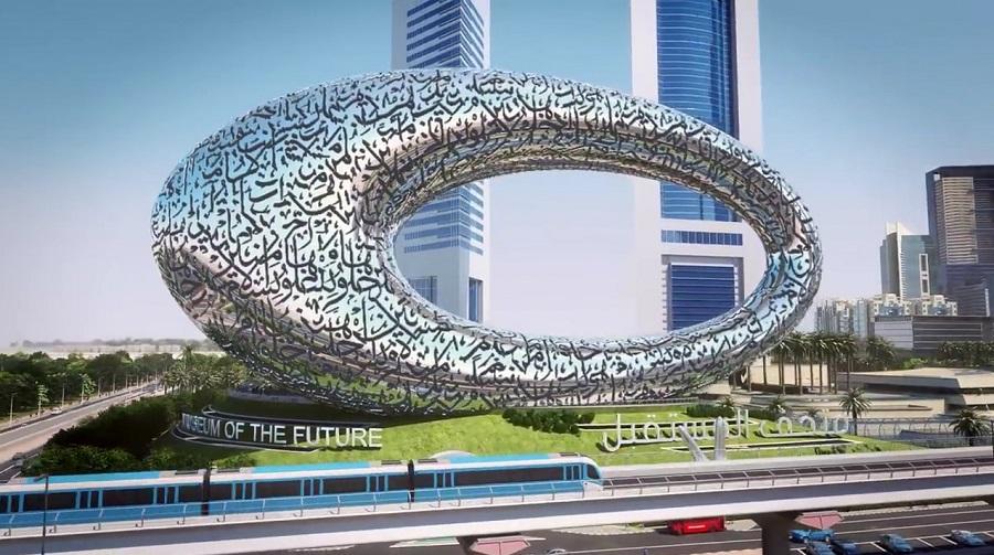 Dubai's $136M Museum of the Future_3