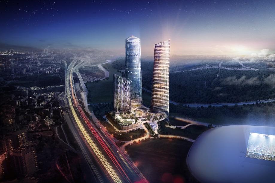 Skyland Towers, Istanbul