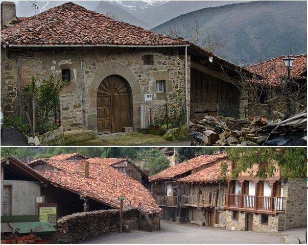В национальном парке Пикос-де-Эуропа продается деревня