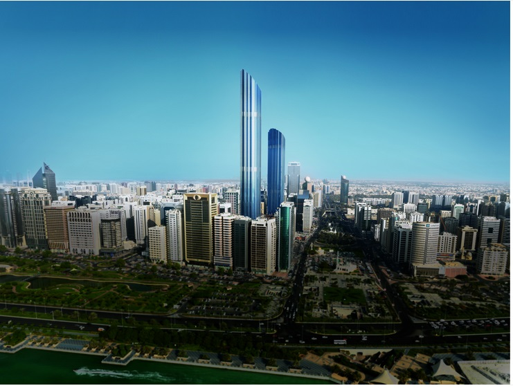 Burj Mohammed Bin Rashid Tower (Middle East and Africa)
