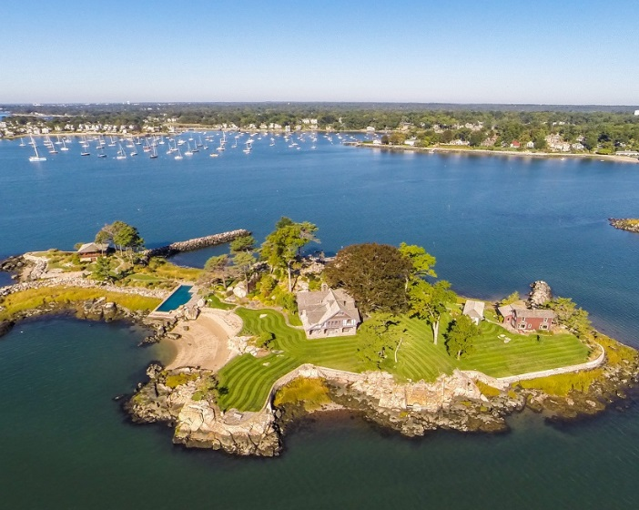 Your Own Private Island With NYC Views