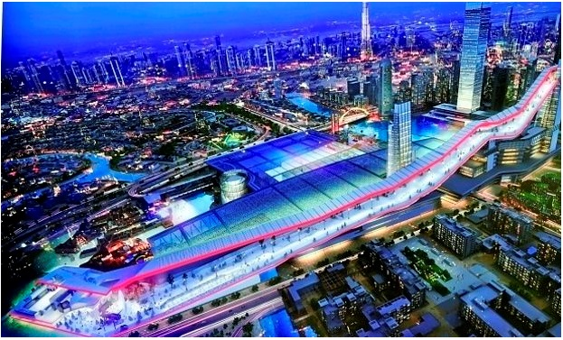Dubai brings world's longest indoor ski slope to the desert_2