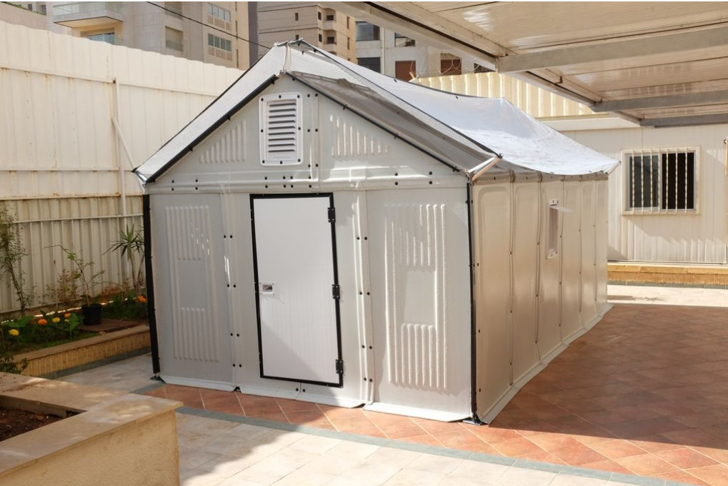 Ikea's flat-pack refugee shelter is entering production