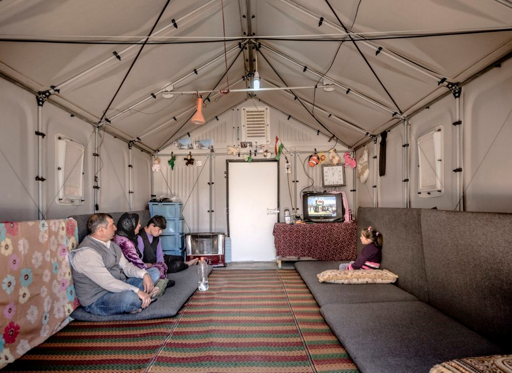 Ikea's flat-pack refugee shelter is entering production_3